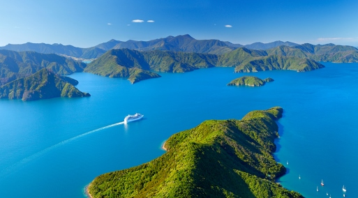 AS38 Marlborough Sounds Marlborough Rob Suisted