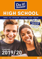 High School Katalog Do it Sprachreisen