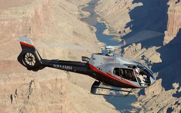USA Coast to Coast - Grand Canyon Helicoptertour