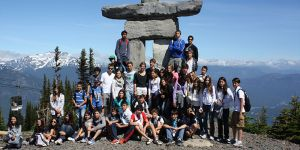 Sommercamp Vancouver CISS