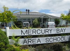 Mercury Bay High School